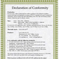Declaration of Conformity PPR-CT